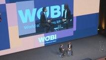Carles Puyol destaca la importancia del liderazgo en el World Business Forum de Bogotá