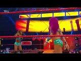 Rich Swann & Sasha Banks vs Noam Dar & Alicia Fox Full Match  WWE Extreme Rules 2017