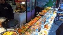 Aliments grande dans Londres marché mexicain rue ville Restaurant camden camden