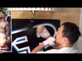Matthysse vs Ruslan Ruslan Working Out - EsNews Boxing