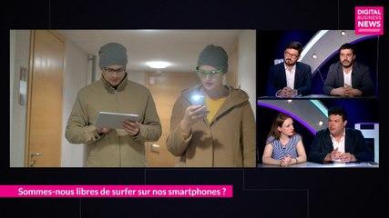 Le Grand Débat du Web N°71 (smartphones, AB Tasty)