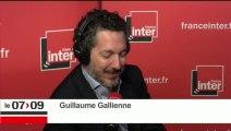 Guillaume Gallienne répond aux questions de Léa Salamé
