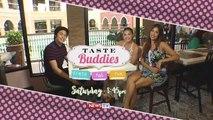 Taste Buddies Teaser: Feeling European!