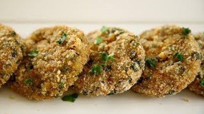 How To Make Baked Aloo Tikki | Baked Aloo Tikki recipe | Snack Recipes | No Oil Snack by Upasana