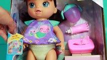 Vivant et bébé changer fou couche poupée drôle enfant lumière Nouveau tinte vers le haut en haut bizarre Scintillement n