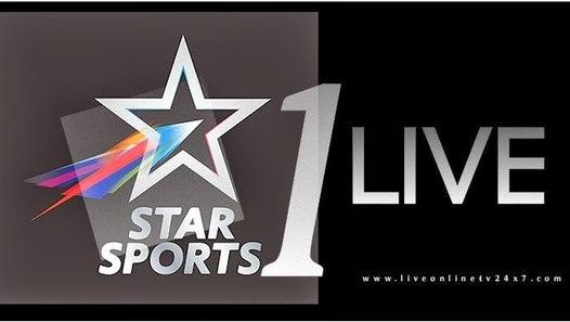 Star Sports 1 - Live Stream
