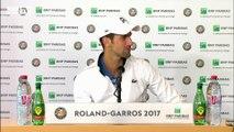 """Djokovic : """"Je n'ai rien gagné depuis 8 mois, c'est inédit"""""""