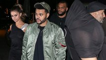 Selena Gomez's Oops Moment On A Date Night With The Weeknd