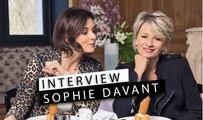 Faustine Bollaert - Interview Sophie Davant