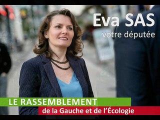 Gilles Vollant, de Savigny-sur-Orge, appelle à voter pour Eva Sas les 11 et 18 juin 2017
