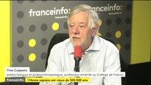 """Yves Coppens : """"On voit une légère évolution entre 300000 [ans] en arrière et les gens"""" d'aujourd'hui"""