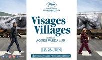 """Teaser """"Non-rencontres"""" - VISAGES, VILLAGES d'Agnès Varda et JR"""