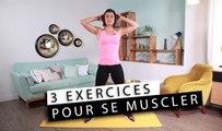 Julie Ferrez - 3 exercices pour avoir une silhouette sculptée