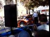 Tour de Corse 2007 Henning Solberg - Ford Focus WRC - Podium