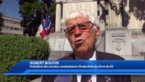 """D!CI TV : Hautes-alpes : Hommage aux """"morts pour la France"""" de la guerre d'Indochine à Gap"""