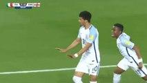 Dominic Solanke  GOAL HD -Italy U20 1-1 England U20 FIFA World Cup U20  08.06.2017