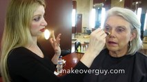 MAKEOVER: Sexy Silver Hair, by Christopher Hopkins,The Makeover Guy®