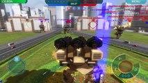 War Robots Gameplay [WR] - the Spawn Raid 2#