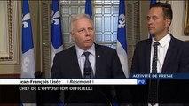 Crise au Bloc québécois: Réaction de Jean-François Lisée