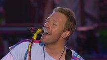 Chris Martin, Cantante De Coldplay, Bailó Al Ritmo De Shakira