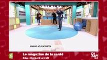 Michel Cymès vise le cadreur du Magazine de la santé !