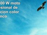 Beurer HDE40  Secador de pelo 2200 W motor AC profesional de larga duración color blanco