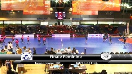 Finale Féminine des championnats de France ULTRAMARIN 1ère partie