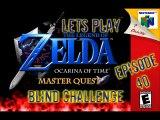 Lets Play - The Legend of Zelda - Ocarina of Time Master Quest Blind Challenge - Episode 40 - Spirit Temple - Adult Link Section Part 2
