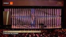 Soirée anniversaire des 70ans du Festival - LIVE CAMELIA JORDANA - Cannes 2017
