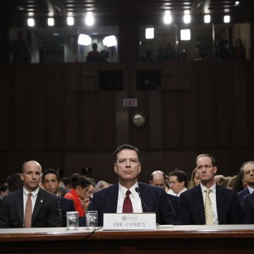 James Comey just testified before the Senate Intelligence Committee [Mic Archives]