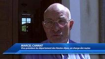 D!CI TV : Hautes-Alpes : la route entre Tallard et Neffes inaugurée par le département