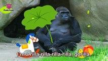 Boom Di Boom Di Gorilla _ Gorilla _ Animal Songs _ Songs for Children