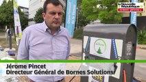 VIDEO. Poitiers. 34 véhicules électriques en route pour un tour de la Vienne.