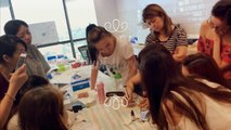 OUNI's Semi-permanent Korean skin care and Makeup Training in Singapore