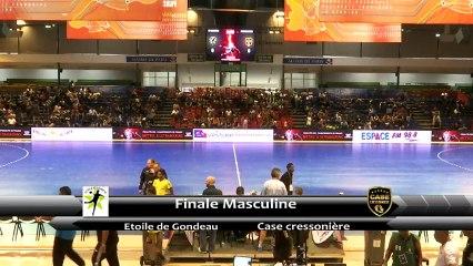 Finale masculine 1ere partie des championnats de France ULTRAMARIN