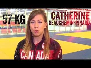Équipe Olympique Judo Canada Rio 2016