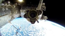 GoPro Spacewalk - ISS EVAs by Astronaut Terry Virts 2015 NASA; US EVA 30 & EVA 31 part 2/2