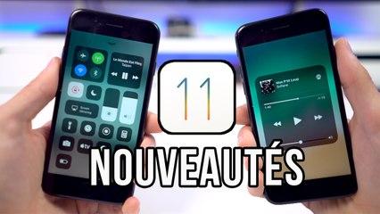 iOS 11 : Toutes les nouveautés