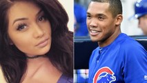 Cubs Shortstop Addison Russell Accused of Cheating on and ABUSING His Wife