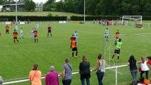 Les trois derniers matchs du dimanche après-midi du tournoi Le Bredy Foot Challenge