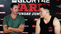 The GLORY Kickboxing Podcast: Episode 16 (featuring Niclas Larsen)