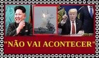 Coreia do Norte lança novo tipo de míssil e pretende alcançar Estados Unidos