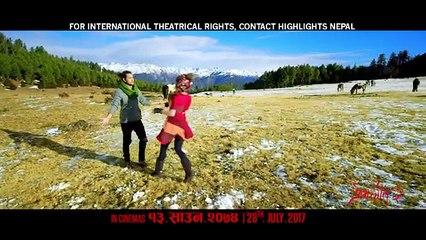 New Nepali Movie Prem Geet 2   Bistarai Bistarai Ft Pradeep Khadka, Aaslesha Thakuri
