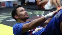 Manny Pacquiao Boxing Workout - Sept 20 _ Pacquiao vs Vargas-D0zSk7Ociok