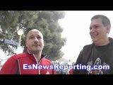 kick boxer on mayweather vs pacquiao - EsNews Boxing