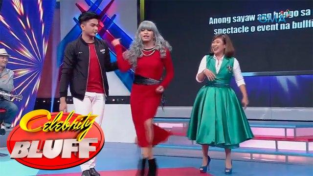 'Celebrity Bluff' Outtakes: Boobay, kabogera sa pa-chacha!