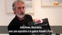 Les conseils de John Howe, illustrateur du Seigneur des Anneaux