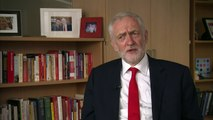 """Corbyn: Conservatives have """"lost"""" and May should resign"""