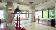 A 92 ans, Johanna Quaas réalise un exploit sur les barres parallèles