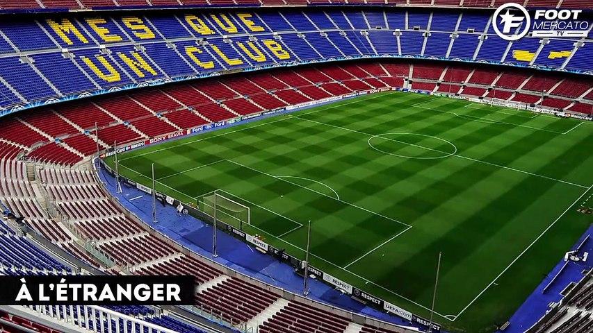 Mercato - le Barça en pleine effervescence, Dortmund accélère